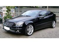 Mercedes CLC200 great condition low mileage !