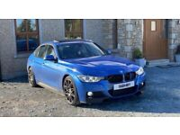 BMW, 3 SERIES, Saloon, 2012, Semi-Auto, 2993 (cc), 4 doors