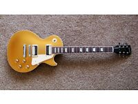 EPIPHONE LES PAUL TRADITIONAL PRO METALLIC GOLD