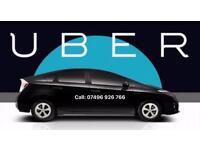 PCO CARS HIRE, PCO CARS RENTAL, PCO TOYOTA PRIUS HYBRID LONDON,