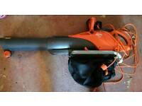 Flymo scirocco 3000 leaf vacuum/blower