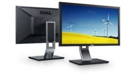 "Dell Ultrasharp 24"" Widescreen IPS LCD monito"