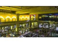 Gymbox Elephant & Castle 8 month membership £60 per month