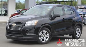 2016 Chevrolet Trax LS!! ONLY 1, 600 KM!!