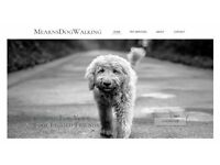 Dog Walking and Pet Visit services for Newton Mearns and surrounding areas
