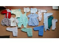 6-9 MONTHS BOYS CLOTHING BUNDLE 1- REDUCED PRICE.