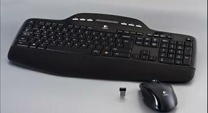 Logitech Keyboard and mouse MK 710