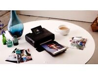 Canon Selphy CP1200 photo printer Iphone/Android