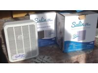 Salon Plus Breathe easy machine with salt therapy