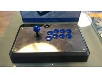 Venom ps4 ps3 arcade stick fightstick sanwa
