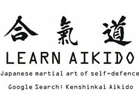 Learn Aikido (Japanese Martial Art of Self Defence)