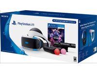 Playstation VR Bundle - Boxed