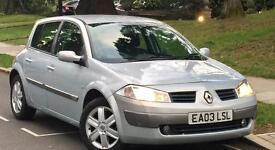 Renault Megan 1.4 5dr 42 000miles