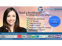 FREE BOOKKEEPING FOR 3 MONTHS - Great Deal for the New Year - 2017