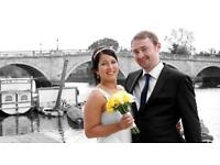 Wedding Photographer - coverage starting from £295
