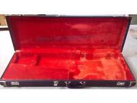 1967 fender USA Stratocaster hard shell case tolex vintage