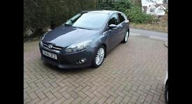 Ford Focus 1.6 Zetec diesel magnetic sky grey metallic