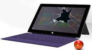 SCREEN REPLACEMENTS ON MICROSOFT SURFACE PRO GEN1, 2,3,4 $399.99