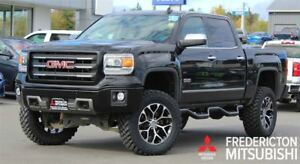 2015 GMC Sierra 1500 SLE ALL-TERRAIN! CREW! 6 INCH LIFT!