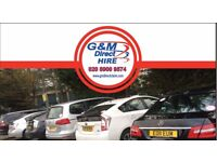 PCO Licensed cars for Rent Affordable Prices £150* P/W Including FULL INSURANCE 24/7 SUPPORT SERVICE