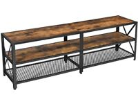 TV Stand for 60-Inch TV, TV Console, Entertainment Centre for Living Room