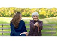 Companion Care Assistant - Part-time - Edinburgh area