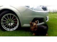 Vauxhall alloys 17 inch