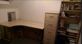 Home Office Furniture Set