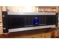 IMG Stageline STA-1506 6 Channel Power Amplifier, 6 x 100W, 3 x 320W Bridged
