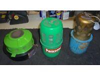 Paraffin Heaters X 3