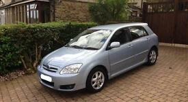 Toyota Corolla 2006 Diesel 2.0, Col'r Collection, Very Low Miles!