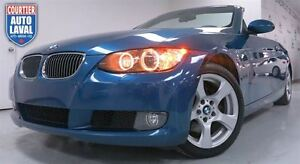 2007 BMW 328 i HARD TOP CABRIOLET - CUIR - TOIT - MAGS