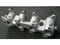 Irmscher Vauxhall Nova Sport 8v twin 40/45 weber Carburettor Manifold (Nova SR 1.3 Corsa)