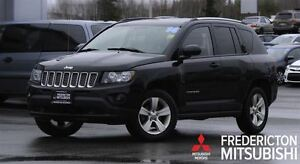 2014 Jeep Compass NORTH! 4X4! ONLY $69/WK TAX INC. $0 DOWN!