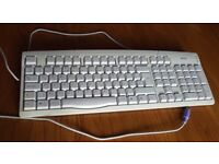 Trust Keyboard with round PS2 plug (rare)