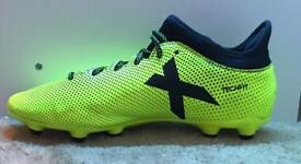 Adidas X 17.3 Purespeed FG Size UK 8
