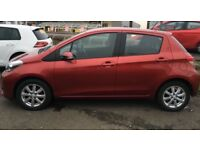 Toyota Yaris for sale (2013 model)
