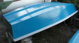 Rowing Boat Dinghy Tender , for Fishing or messing about having fun on the water