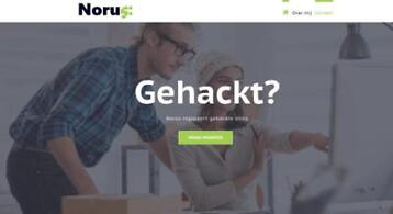 Website of Webshop gehackt?