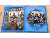 Assassins creed syndicate - £20