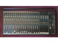SECK 18:8:2 ANALOG MIXING DESK - FEATURE PACKED - NOT WORKING - POOR CONDITION HENCE PRICE
