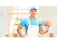 Professional Painter and Decorator Team