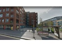 excellent parking spot in a secured gated car park under a modern development block