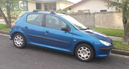 2006 Peugeot 206 Hatchback Merewether Heights Newcastle Area Preview