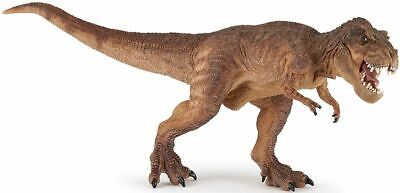 BROWN RUNNING T-REX 55075 ~ NEW for 2019 ~FREE SHIP/USA w/ $25.+ Papo Items