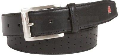 (Brand new Men's NIKE Tiger Woods TW STRIPE G-FLEX or MESH II G-FLEX leather belt)