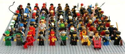 Lego® Figuren 20 Stück jeweils mit Zubehör und Kopfbedeckung online kaufen