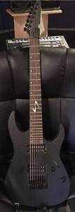 VGS Soulmaster 7 Evertune Guitar with Seymour Duncan pickups Derrimut Brimbank Area Preview