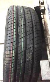 Tyres on Rims 215/65/R16 C - Brand New - Unused