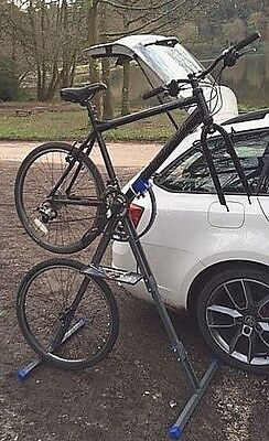 Bike repair stand - Bicycle display stand - Electric bike